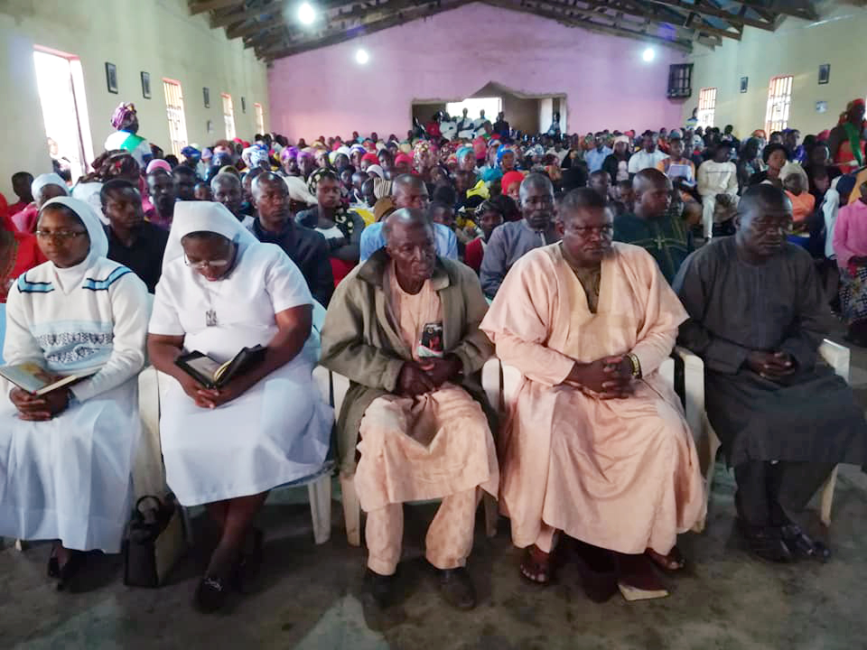 Nigeria Parishioners of St. Francis Parish Fwapwa at the Mass in honour of those killed in the Fulani attacks. JOS, NIGERIA: THE NIGHTMARE OF FULANI HERDSMEN ATTACKS at the end of September 2018 The city of Jos, in Northern Nigeria has suffered long years of violent inter-religious crises in the past and just when it seems to be rising up like the phoenix from the ashes, the incessant Fulani herdsmen attacks which has torched many other states in the Country, makes this impossible. Last month, another fresh cycle of violence was triggered by a night attack on innocent citizens by the herdsmen, rendering so many people orphans, widows and helpless.  Only small file quality available