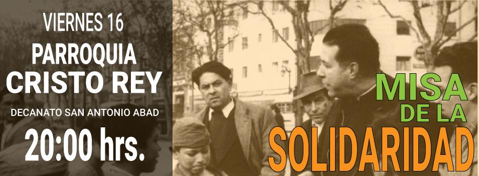Solidaridadbanner